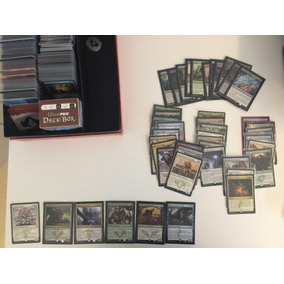 Magic The Gathering 750 Cartas 39 Raras 6 Miticas