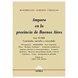 Amparo En La Provincia De Buenos Aires Ceballos 2013 (a)