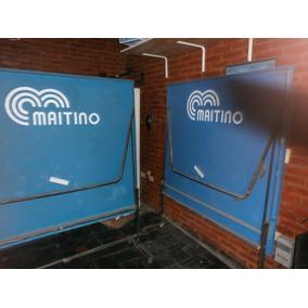 Mesa De Ping Pong Rebatible Maitino