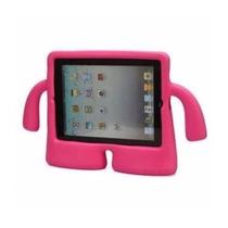 Capa Case Ipad Air Air 2 Rosa Proteção Infantil Frete Barato