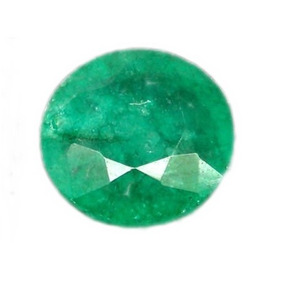 Quartzo Verde Natural De 6.90 Cts(12mm)