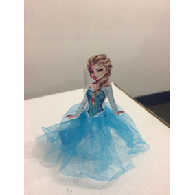 Tubete Com Saia De Tule Frozen, Princesas,branca De Neve