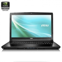 Notebook Msi 17 /i5/4 Gb Ddr4/ 1tb / Geforce 940mx