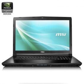 Notebook Msi 17 /i5/4 Gb Ddr4/ 1tb / Geforce 940mx