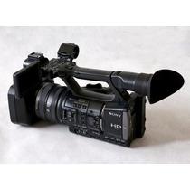 Filmadora Sony Hdr Ax2000 Full Hd Defeito Promoção P/10 Dias