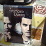 Dvd The Vampire Diaries 7ª Temporada 5 Discos