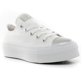 Zapatillas All Star Platform Oxc Blanco Converse