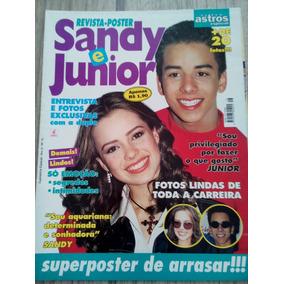 Sandy E Júnior - Pôster