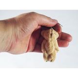 50 Chaveiros De Ursos Pelúcia - Lembrancinhas Ursinhos Mini