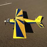 Avião Treinador Asp 21 Perereca Pintura Não É Entelagem