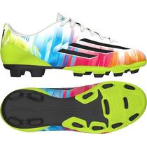 Zapatos Adidas Messi - Tacos Futbol. Juvenil 100% Originales