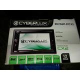 Ciberlux Cx2 Con Camara De Retroceso Incluida Bluetooth