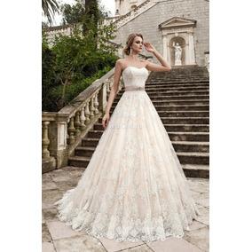 Vestido De Novia Nuevo Barato Bonito Elegante Modelo 16002