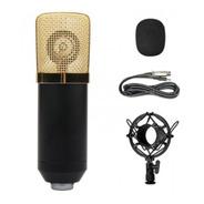 Microfono Condensador Con Clip Nuevo