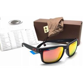 Oakley Holbrook Preto Fosco - Óculos De Sol no Mercado Livre Brasil d8371fc6be