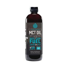 Aceite Mct Onnit (24 Onzas) | 100 Por Ciento Puro Coco Con F