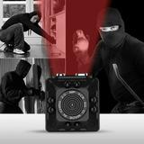 Mini Cámara Espía Sq10, 1080p Full Hd Para Deportes Extremos