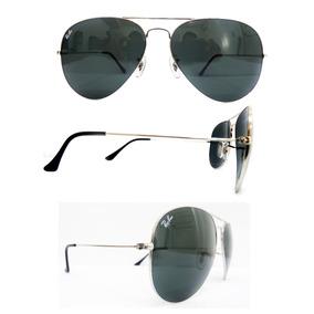 lentes ray ban aviador negro