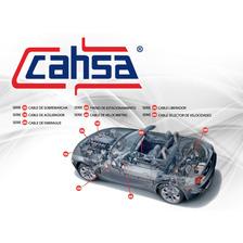 Fabricación Especial De Chicote (cable) Cahsa