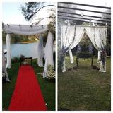 Altar De Bambu Para Casamentos, Bodas, Comemorações...
