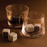 Whisky Stones Rocas Para Enfriar Bebidas 2 Sets Con 9 Cubos
