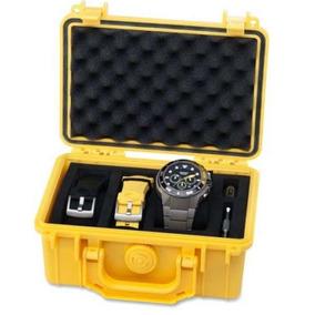 Relógio Orient Seatech Solar Kit Troca Pulseira Mbttc014 P1g