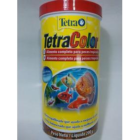 Ração Color Flakes Tetra (200g)