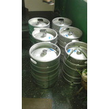 Barril De Cerveza Vacio 50l, El Mejor Precio En Cap Fed