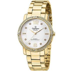 c44a2b6c08b Relógio Champion Passion Cn28688h Dourado Original - Relógios De ...