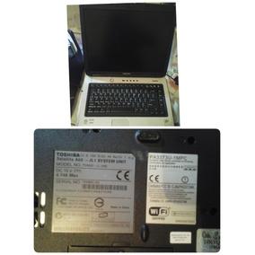 Lapto Toshiba Para Repuesto