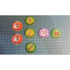 Evolutazos Pokemon Elma Chips