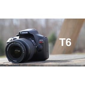 Camera Canon Eos T6 Kit