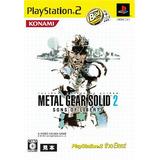 Metal Gear Solid 2 Hijos De La Libertad (playstation2 El Me