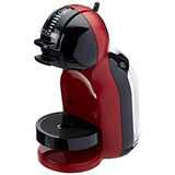 Nescafe Dolce Gusto Mini Me Negra Y Roja - Cafetera Automa