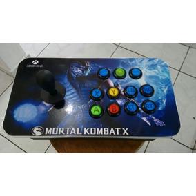 Controle Arcade Para Xbox360 Com Fio