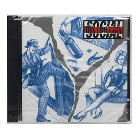 Cd Social Distortion - Social Distortion - Import - Lacrado