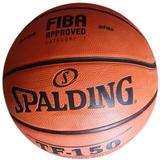 Balon De Baloncesto Spalding Tf 150 Basketball Envio Gratis