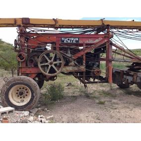 Maquina Bucyrus Erie 24 De Golpe Perforadora De Pozos