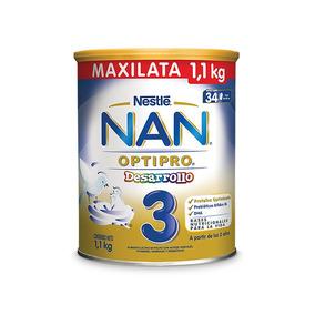 Formula Infantil Nan 3 Optipro X1100 Gr