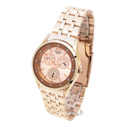 Reloj Knock Out Mujer 2331 Metal Strass Wr30