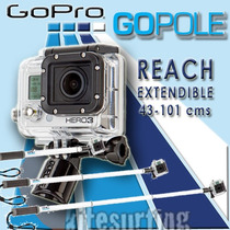 Gopro Gopole Reach Baston Telescopico Extendible