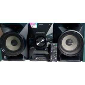 Equipo De Sonido Sony Con Tecnología Nfc Y Bluetooth