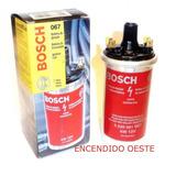 Bobina Bosch Roja 067 Encendido Electronico 28000volts.