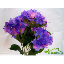 Hortensias, Flores, Plantas Artificiales,