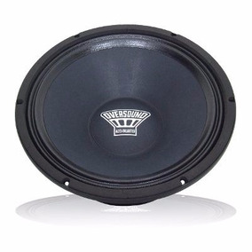 Alto Falante Woofer Oversound Mg12 400 W 8 Ohms 12 Polegadas