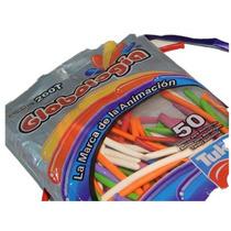Globos De Globología Tuky X 100 Unidades