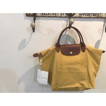 Bolsa Longchamp Lepliage Sem Uso