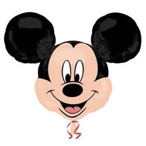 Balão Mickey 10 Unidades- Promocional, Aproveite!