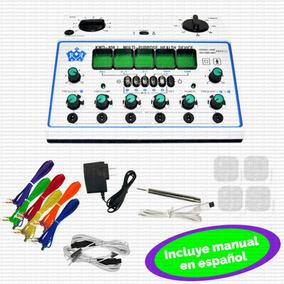 Electro Estimulador Kwd 808 De 6 Salidas + Envio Gratis