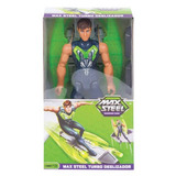 Max Steel Turbo Deslizador Mattel